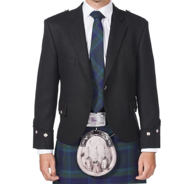 Argyll Jacket for Kilt