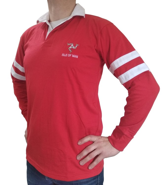 Isle of Man Rugby Shirt
