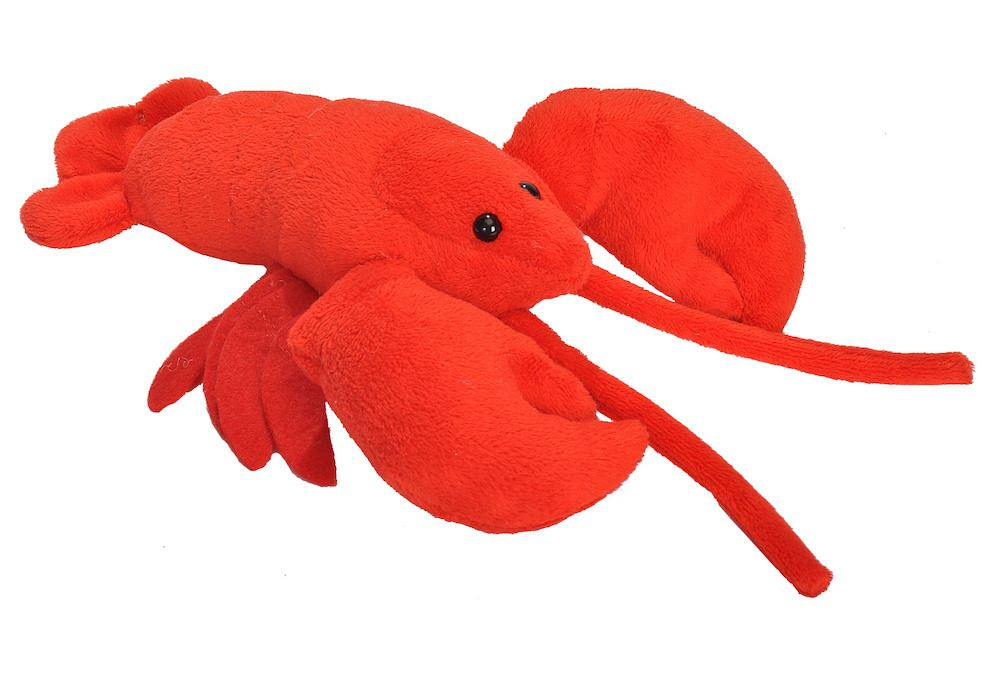 Atlantic Lobster Plush Soft Toy