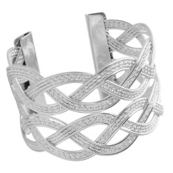 Celtic Double Knotwork Bracelet