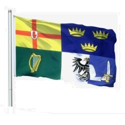 Ireland Four Provinces Flag