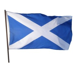 National Flag of Scotland