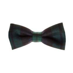 Bow Tie in Black Watch Tartan