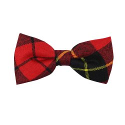 Bow Tie in Wallace Tartan