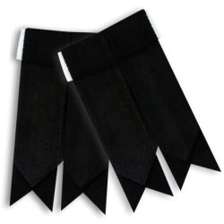 Flashes for Black Kilt Hose Socks