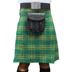 Irish Green Kilt