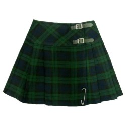 Black Watch Women's Billie Kilt Skirt
