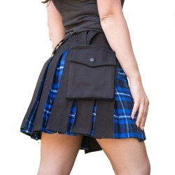 Hybrid Utility-Tartan Kilt - Available in 11 Different Tartans