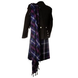 Heritage of Scotland Tartan Fly Plaid