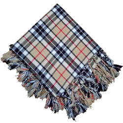 Thomson Camel Tartan Fly Plaid