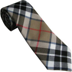 Tie for Camel Thomson Kilt