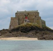 Fort Petit Be, Saint Malo.