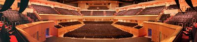 The Glasgow Royal Concert Hall hosts the world famous Celtic Connections Festival every January. - Photo © Celtic Connections