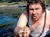 Rab C Nesbitt dealt satirically with the problems and daily life in one of Scotland's poorest districts