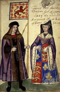 James IV, King of Scots, founded the Red Hose Race in 1508