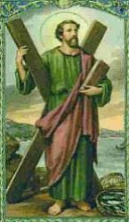 St Andrew, Scotland's National Apostle