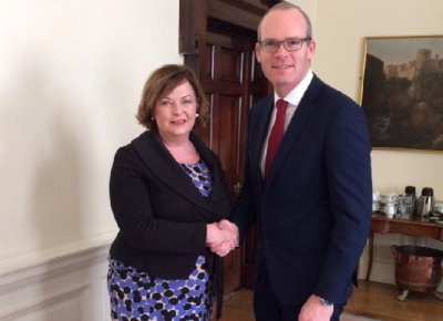 Governments of Ireland and Scotland launch formal review of Irish-Scottish relations